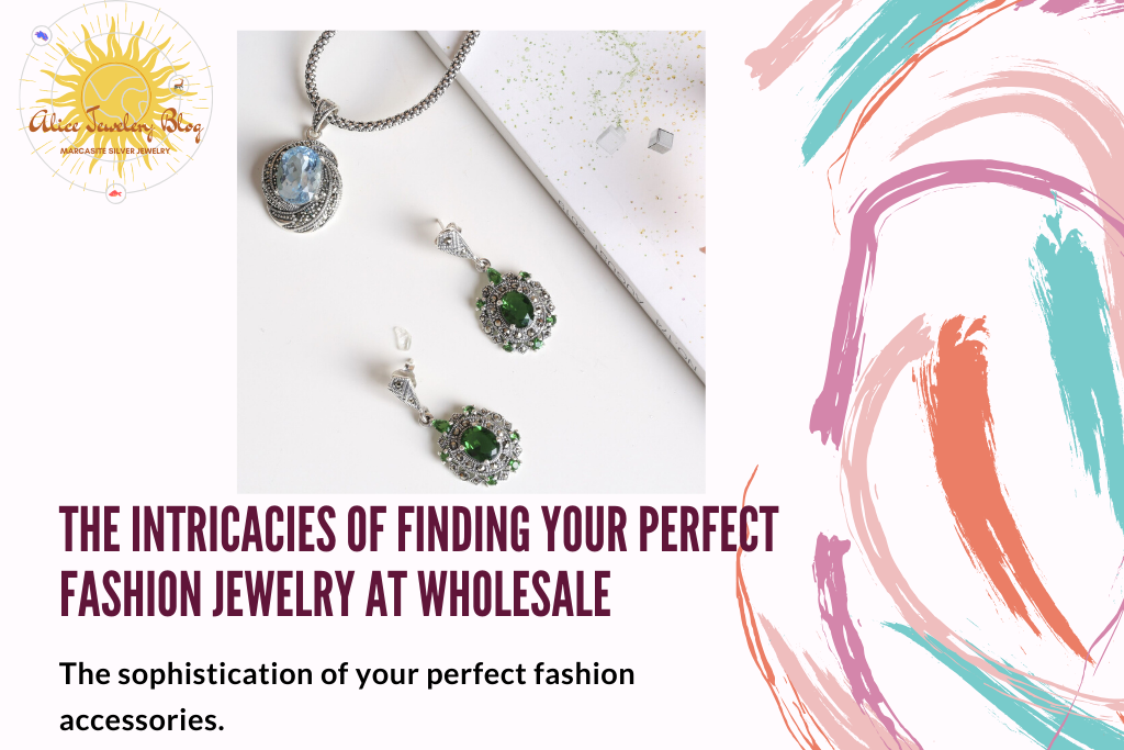 2.The intricacies of finding your perfect fashion jewelry at wholesale