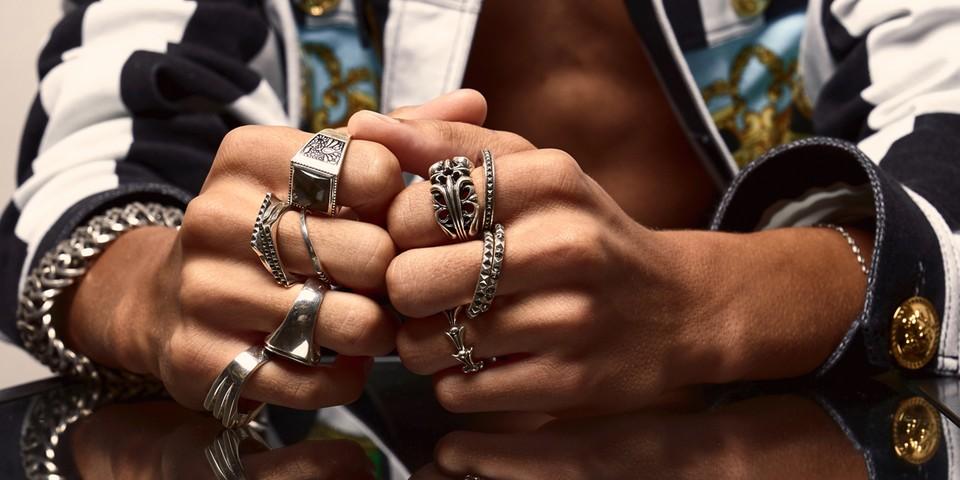 Men's jewelry brands